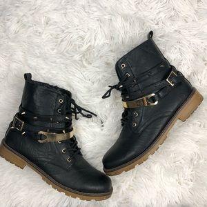 Women's Combat Boot